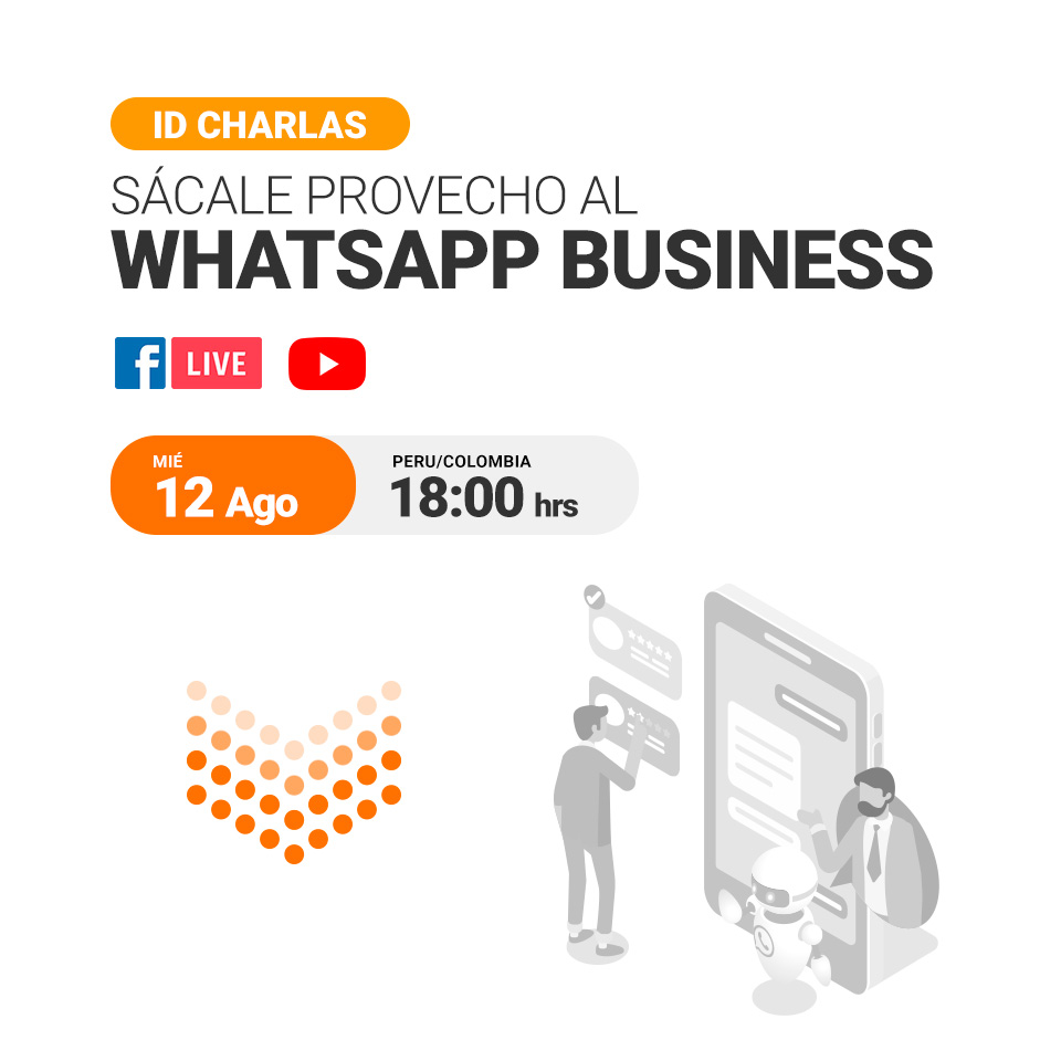 Sácale provecho al Whatsapp Business