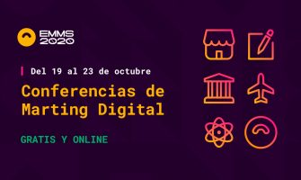 EMMS 2020: Evento gratuito de Marketing Digital